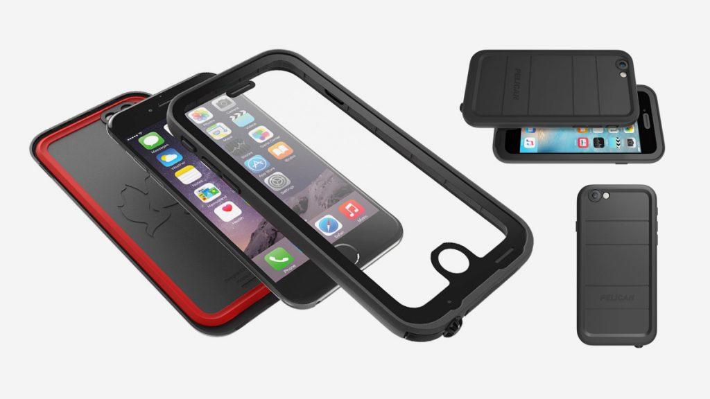 Pelican Marine iPhone Case LumberJac