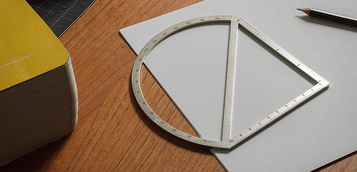 Field Outline Ruler Set