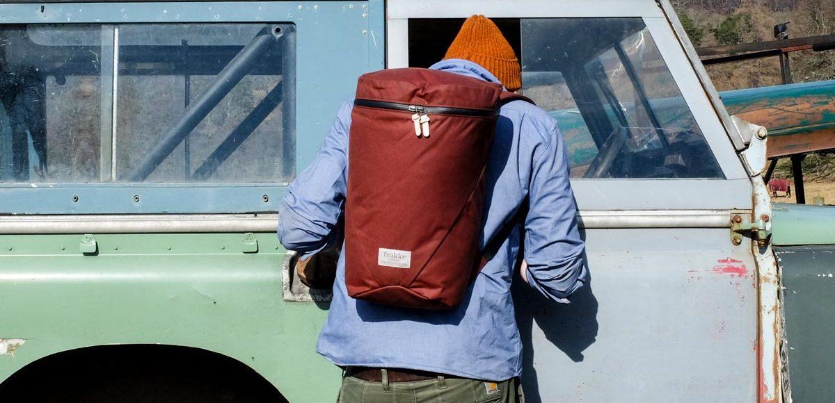The Lecht Backpack LumberJac