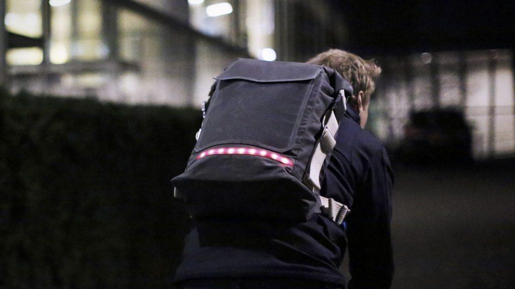 Lumo Bermondsey Backpack LumberJac