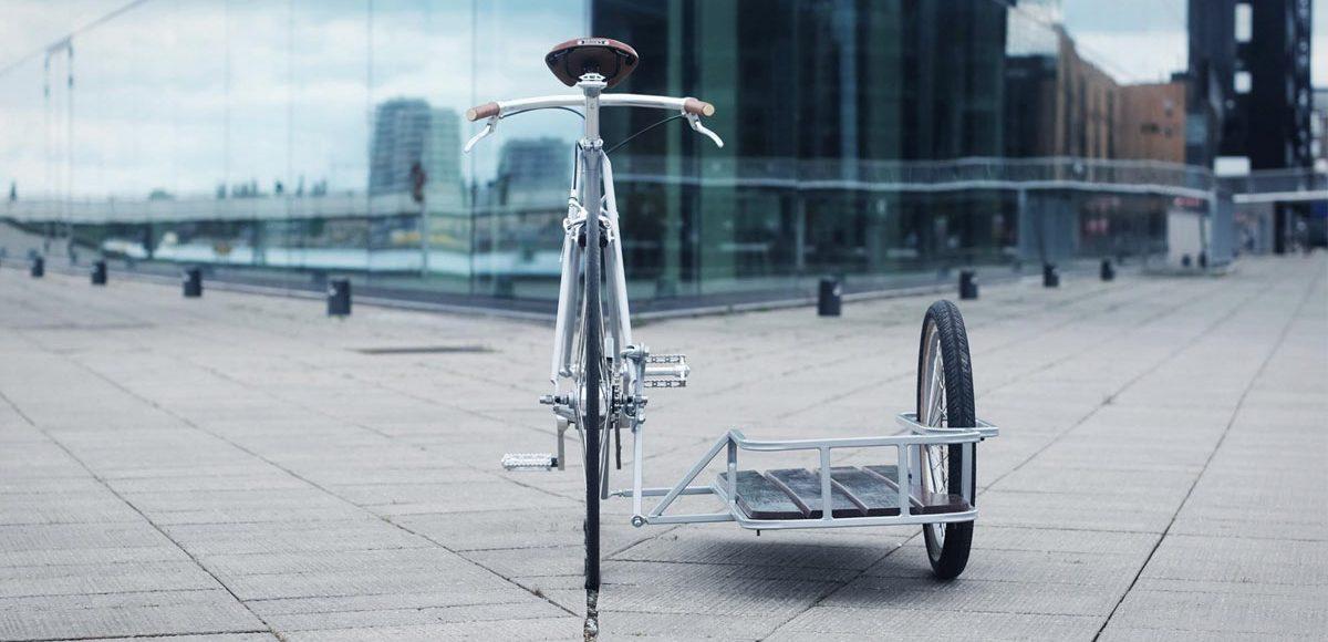 The Sidecar Bike LumberJac