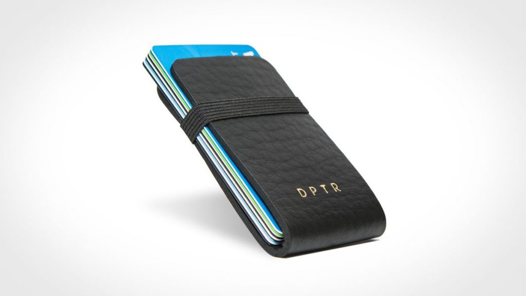 DPTR Clamshell Wallet