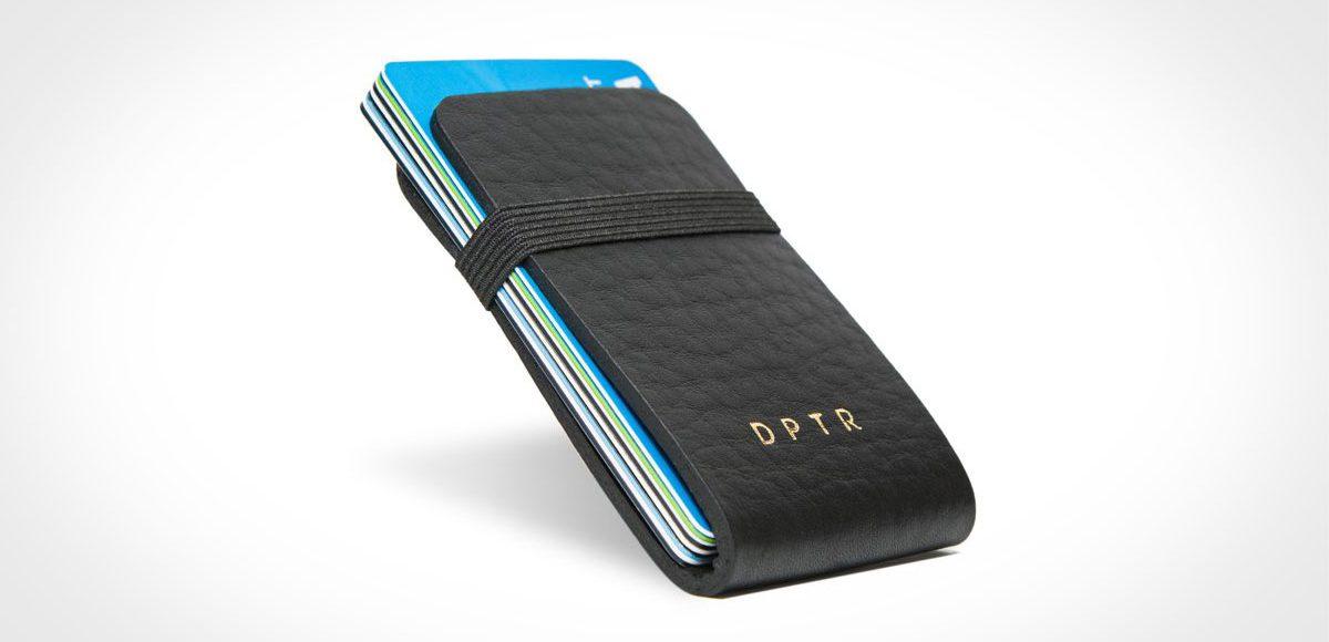 DPTR Clamshell Wallet