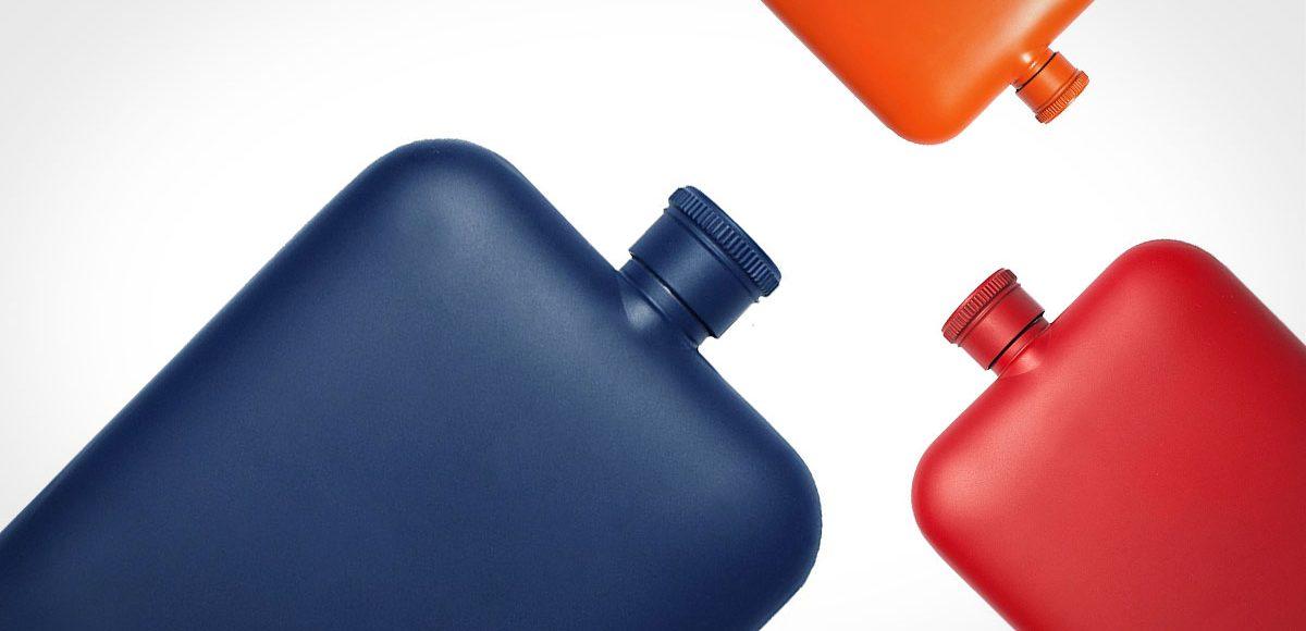 Izola Stainless Steel Flask