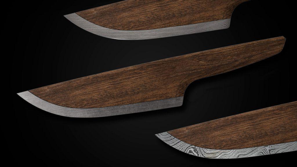LIGNUM SKID Knife LumberJac