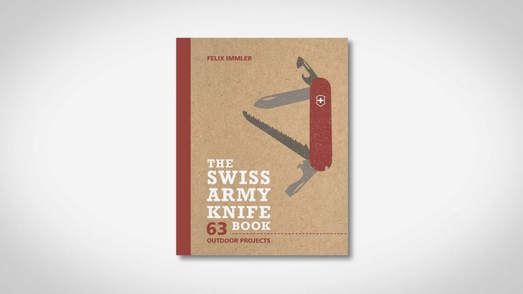 The Swiss Army Knife Book LumberJac