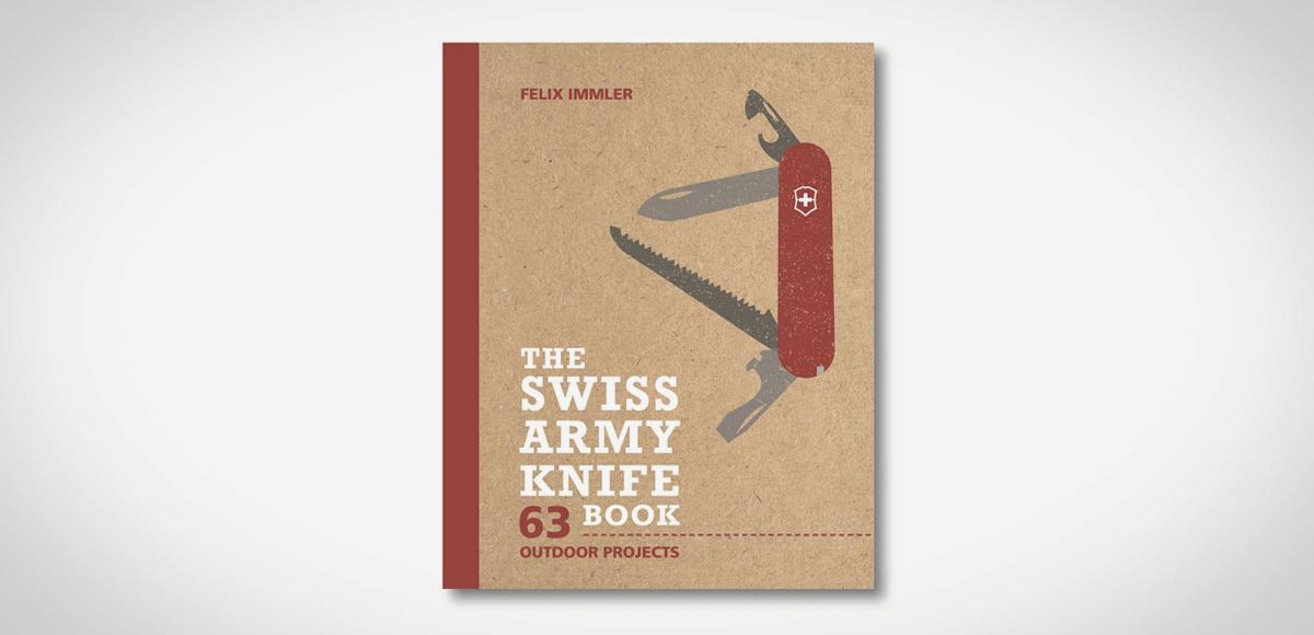 The Swiss Army Knife Book LumberJac