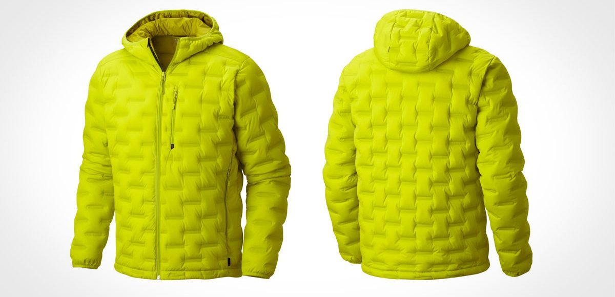 Mountain Hardware Stretch Down DS Hooded Jacket
