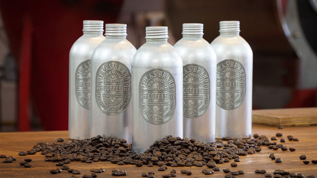 Texas Brand Coffee LumberJac