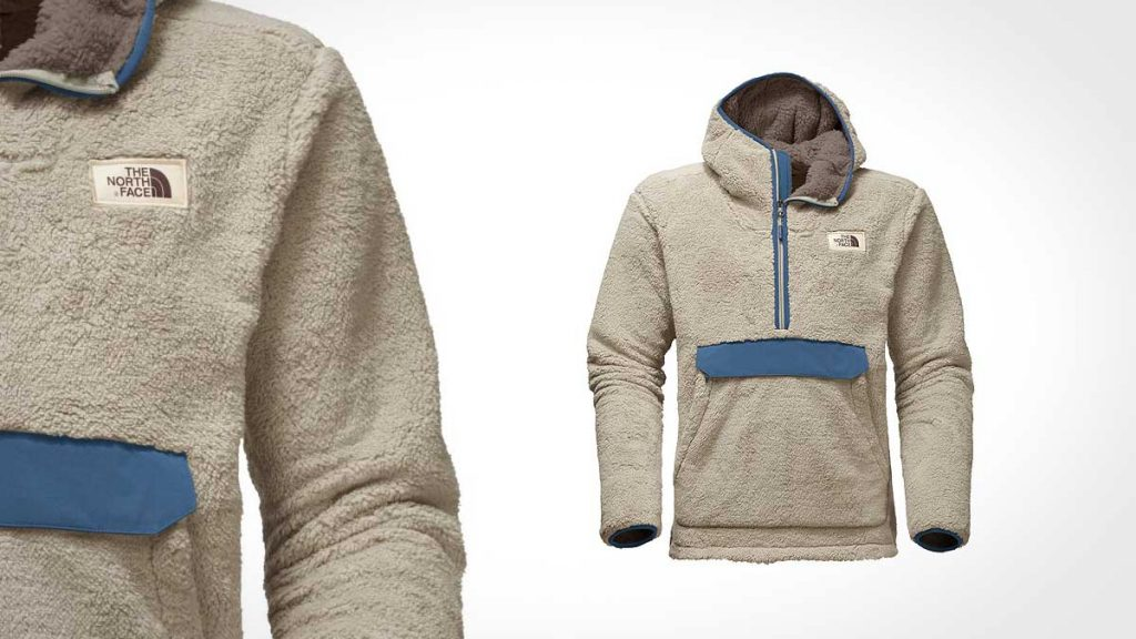 The North Face Campshire Hooded Pullover Hoodie