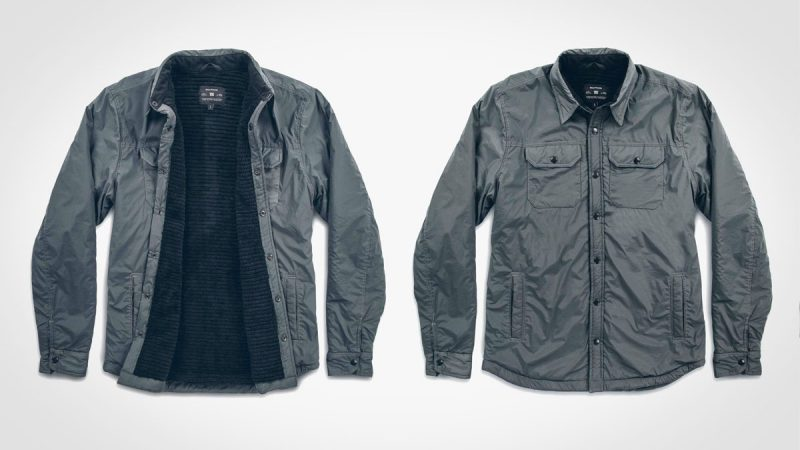 Mission Workshop Albion Shirt Jacket