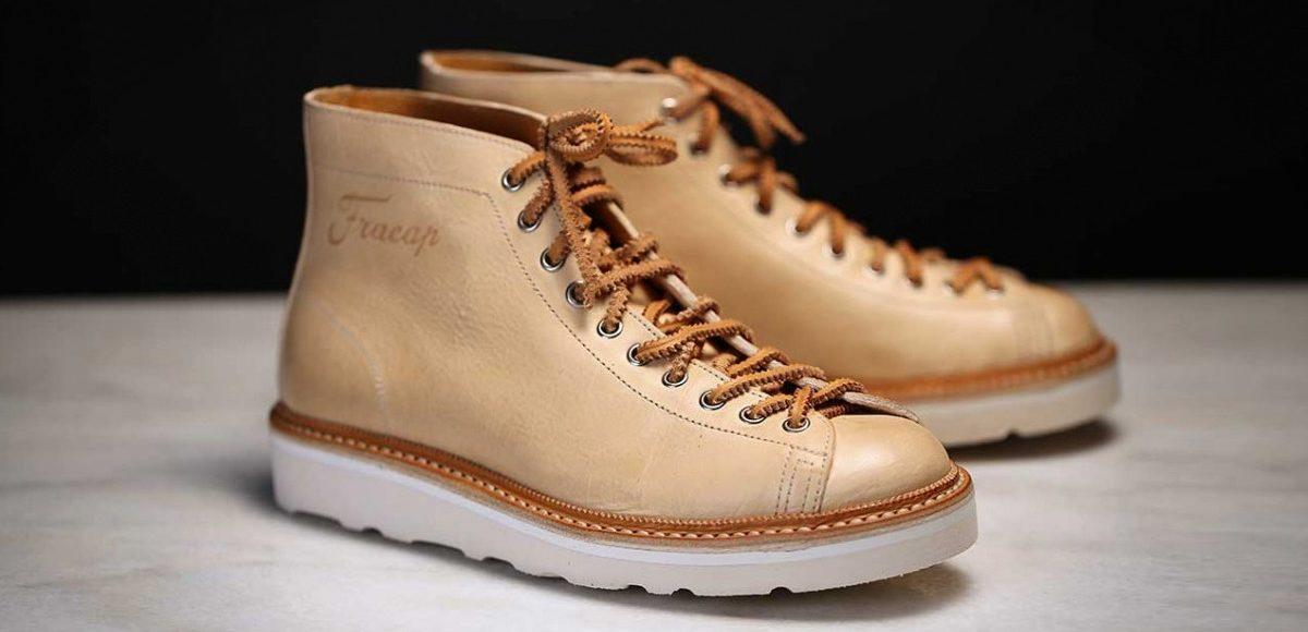 Fracap Monkey Boots LumberJac