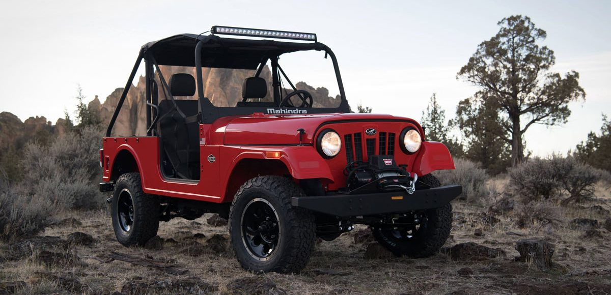 Roxor Off-road Vehicle LumberJac